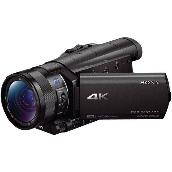 Sony ax100 4k camera huren