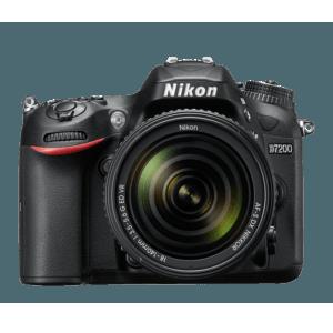 Nikon D7200 huren