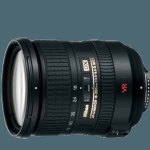 Nikon 18-200 huren