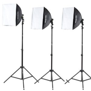 Softboxen Set huren
