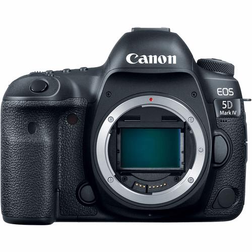 Canon EOS 5D Mark IV 4K huren