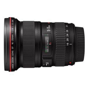Canon EF 16-35 f/2.8L huren