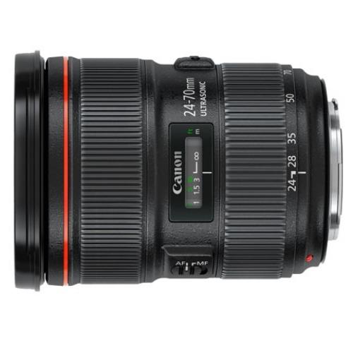 Canon EF 24-70mm huren