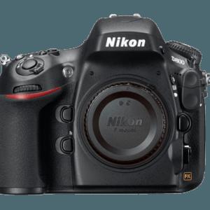 Nikon D800 huren
