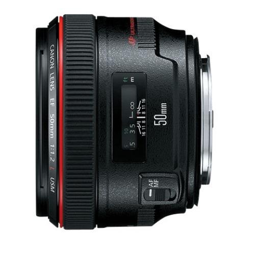 Canon 50mm 1.2 huren