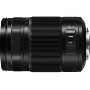 Panasonic 35-100mm F2.8 lens huren