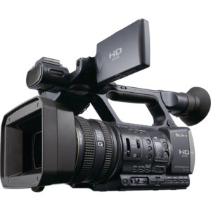 Sony HDR AX2000E huren