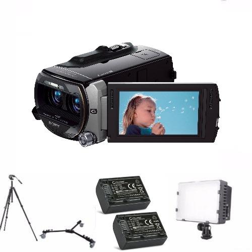 Video camera set huren