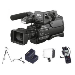 Video camera set 3 huren