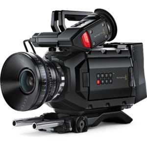 Blackmagic design ursa mini 4k ef huren