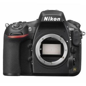 Nikon d810 foto camera