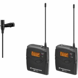 Sennheiser g3 draadloze microfoon set huren