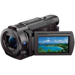 sony ax33 4k camera huren