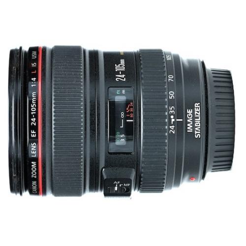 Canon 24-105mm f/4L IS huren