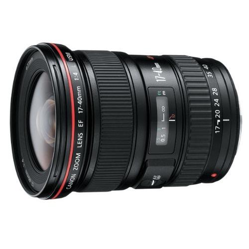 Canon 17-40 f/4.0L USM huren