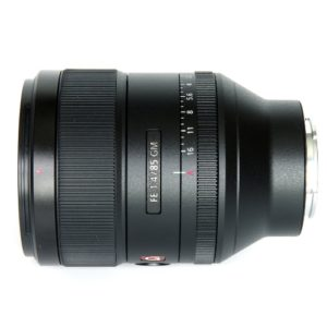 Sony FE 85mm f/1.4