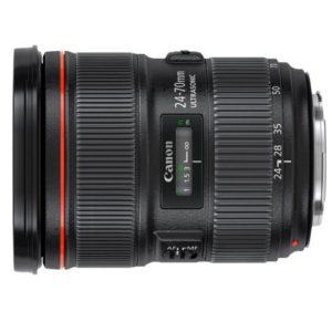 Canon EF 24-70mm f/2.8L USM II huren