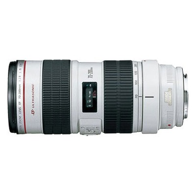 Canon EF 70-200mm f/2.8L USM IS huren