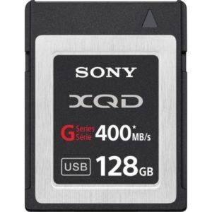 sony 128 gb XQD