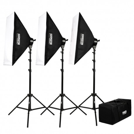 ledgo softboxen set huren