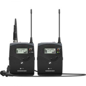 Sennheiser - EW 100 G4-ME2 - B (626-668 MHz) Dasspeld set huren