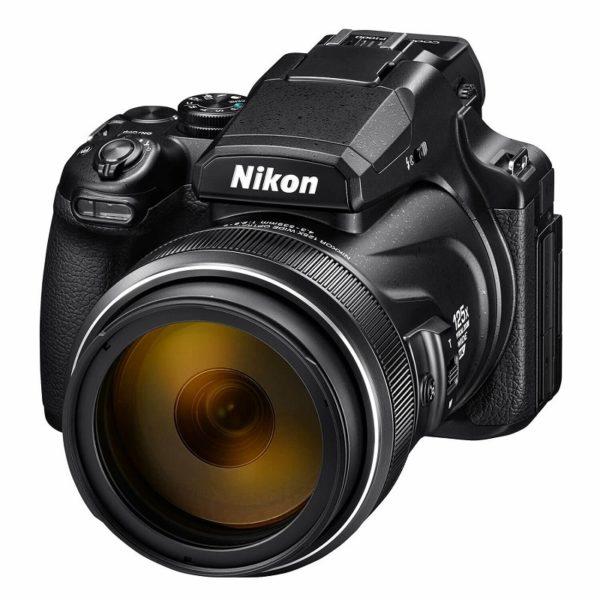 Nikon p1000 zoom camera huren