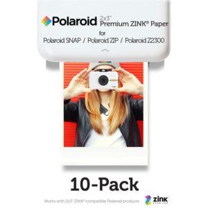 polaroid zink 2x3 inch foto velletjes 10 stuks