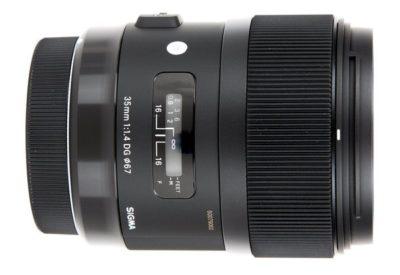 Sigma 35mm f1.4 DG HSM Art for Canon huren bij Camera Huren Nederland