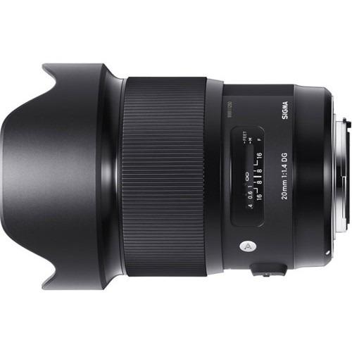Sigma EF ART 20mm f1.4 huren Camera Huren Nederland (2)