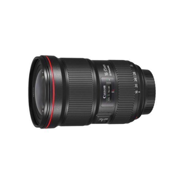 Canon 16-35mm f2.8L III huren