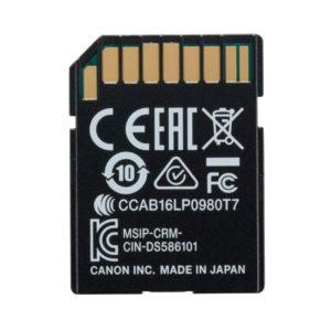 Canon W-E1 Wi-Fi Adapter huren
