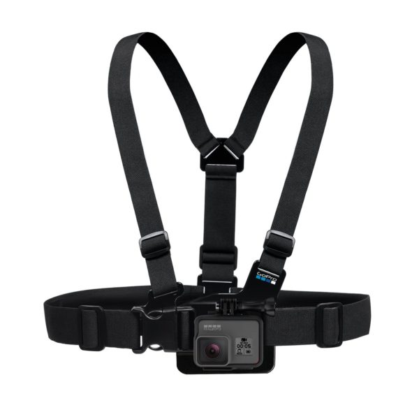 gopro body mount huren