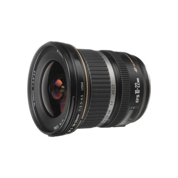 Canon EF-S 10-22mm f3.5-4.5 huren