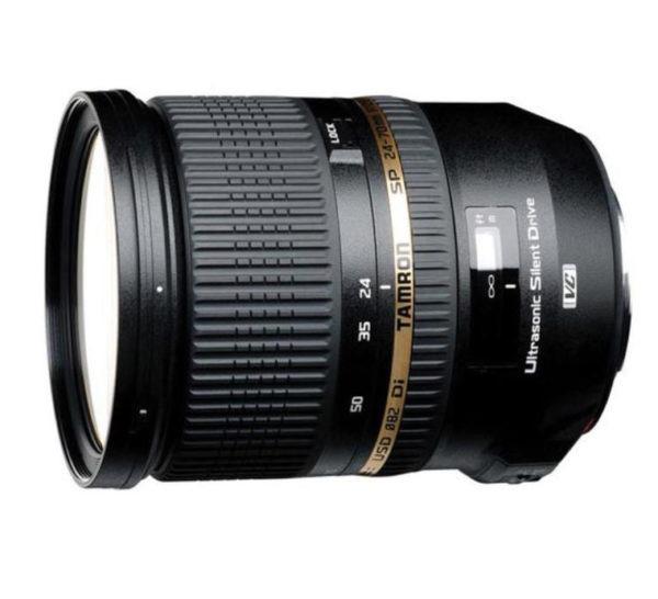 Tamron SP 24-70mm f/2.8 Di USD voor Sony huren