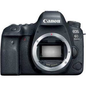 Canon 6D Mark II huren