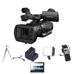 Video camera set 4 huren