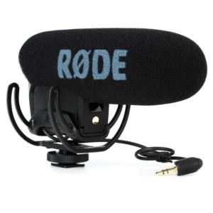 Rode VideoMic Pro+ microfoon huren