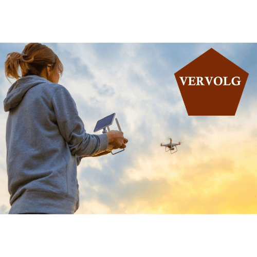 Drone cursus Amsterdam 2