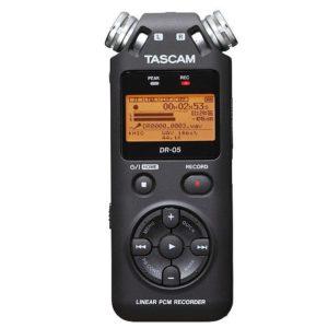 Tascam DR-05 V2 audio recorder huren