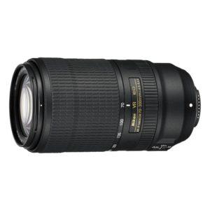 Nikon AF-P 70-300mm f/4.5-5.6E ED VR huren