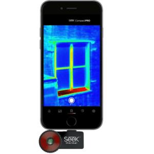 Seek Thermal Compact Pro voor Mobiele telefonen