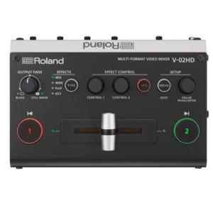 Roland video mixer huren
