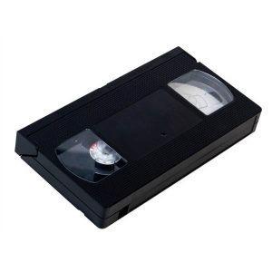 Oude vhs cassette kopen
